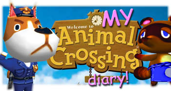 My Animal Crossing :)