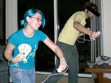 Yet more Flickr Wii girls