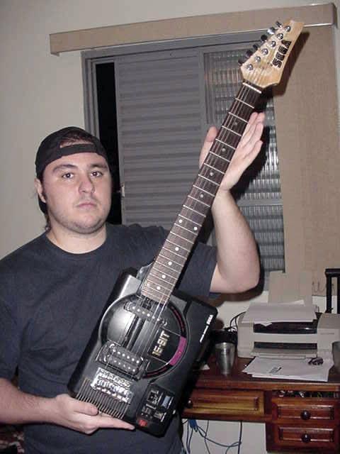 фото гитара в пизде