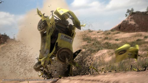 PS3 Motorstorm OR IS IT? (no)
