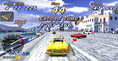 The best-looking PSP racer by miles