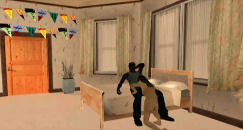 Grand theft auto san andreas porno cheat