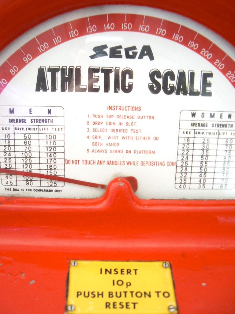 athletic scale close reon kadena nude 10