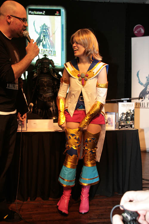 Final Fantasy cosplay bitch 1