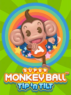 Super Monkey Ball Tip 'n Tilt