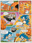 SONIC THE HEDGEHOG 1991/1992 YEARBOOK