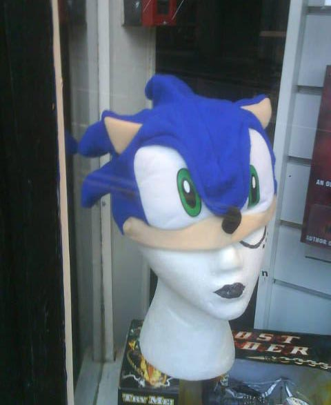 Scottish Sonic HAT!