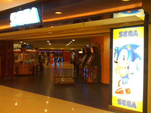 Beijing SEGA establishment