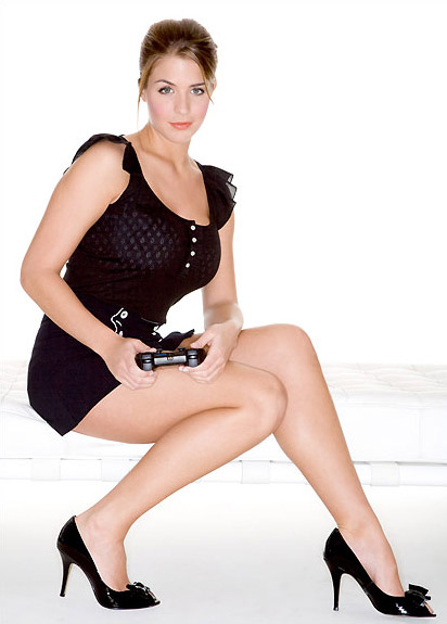GEMMA ATKINSON PROMOTIONAL PHOTO ALERT!