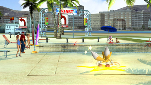 SEGA Superstars Tennis - REVIEW