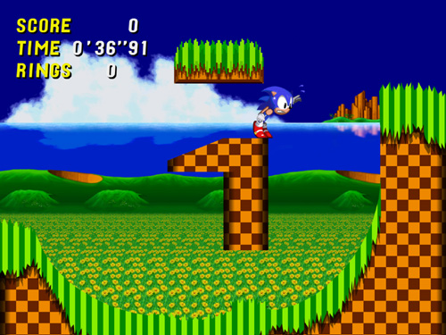 Something about the Sonic 2 HD remake, as a public service update