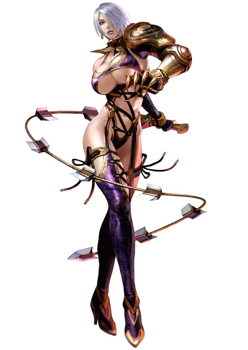 Soulcalibur 4 hi res game wallpapers