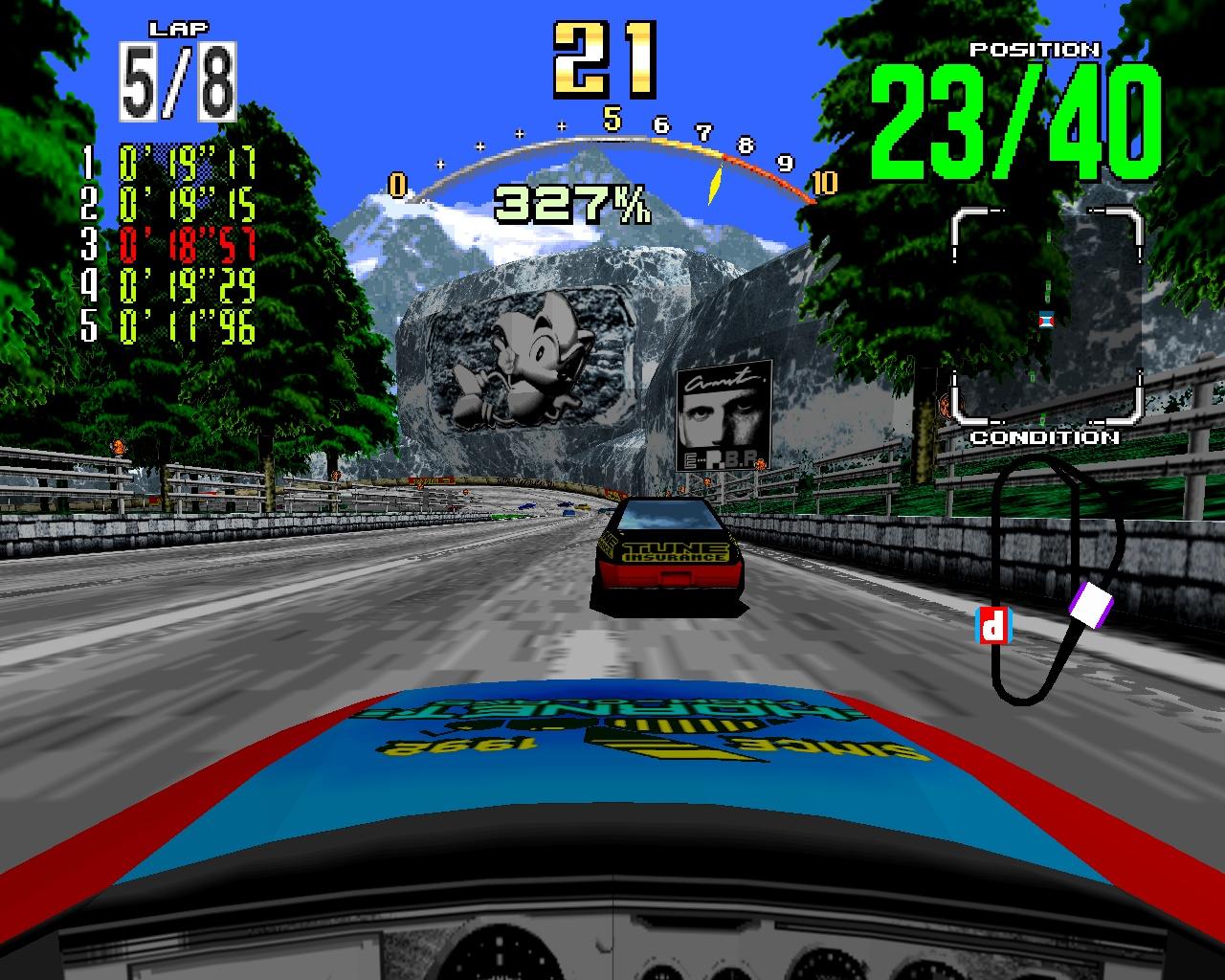 Sega Model 2 Emulator Roms
