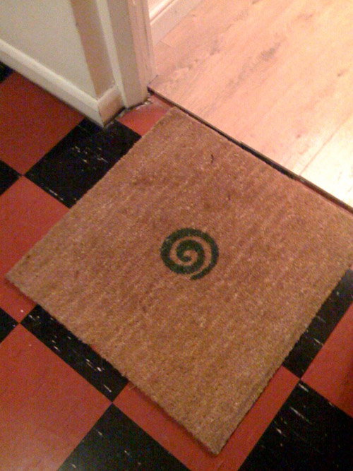 'Always stare at the floor thinking about Dreamcast?'