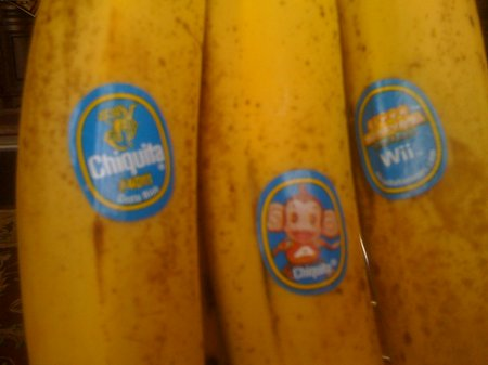 monkey ball banana adverts
