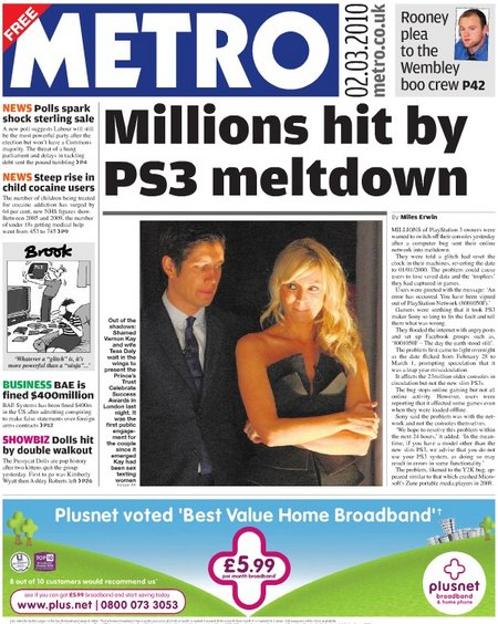 ps2 bug metro front page 1