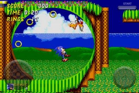 Sonic 2 iphone