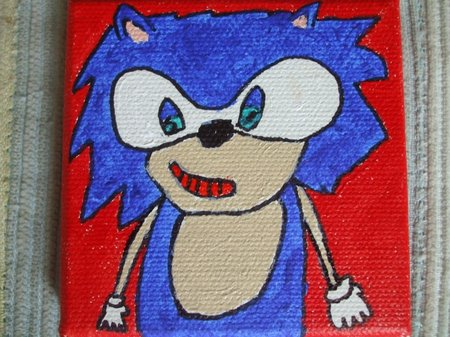sonic painting 1