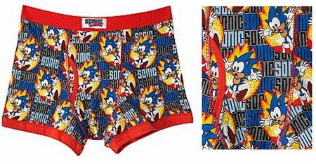sonic pants rare