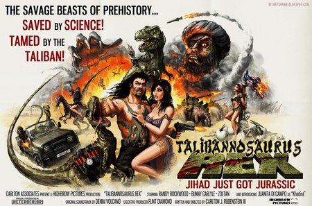 talibannosaurus rex 1060