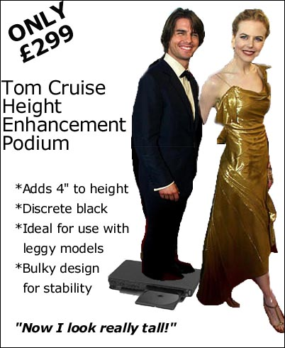 tom cruise height. The Tom Cruise Height