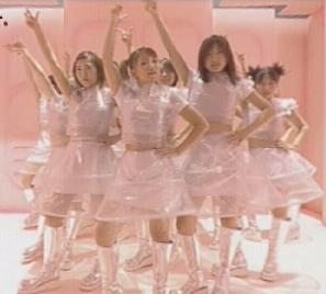 They're still Morning Musume... BUT THEY'RE IN SPACE!