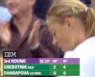 Not in any way a thinly veiled excuse to post tennis babe images