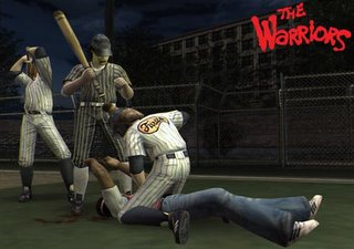 Along with the classic driving on the wrong side of the road and shooting anything that moves vibe, this game includes baseball to give it that authentic American feel